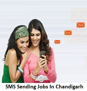 SMS Sending Jobs In Chandigarh