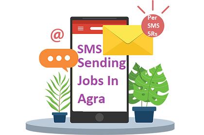 SMS Sending Jobs In Agra